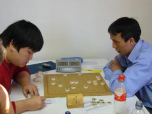 Zhang gegen Lai Hop
