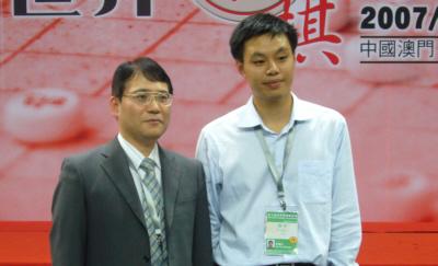 Shoshi Kazuharu und Xu Yin Chuan