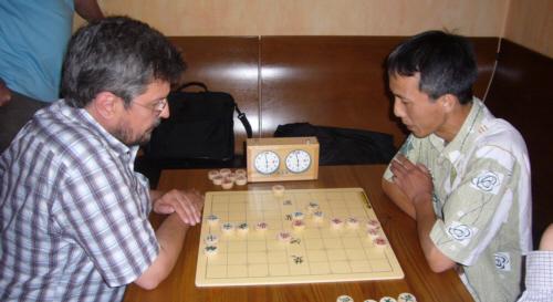 Michael Nägler gegen Duong Lai Hop