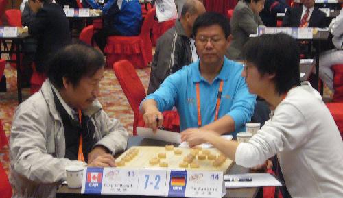 William L. Fong gegen Pu Fangyao