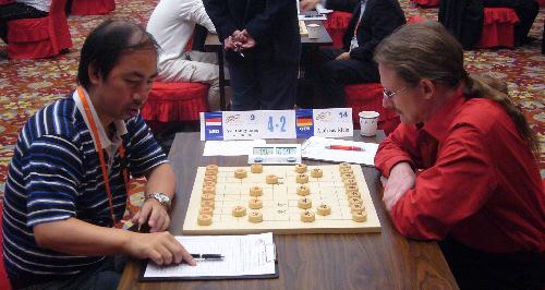 Ye Rongguang gegen Andreas Klein