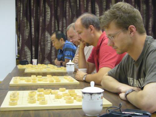 N.N., Markus, Karsten, Michael
